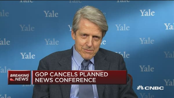 Robert Shiller: the Fed is being reasonable amid rate hikes