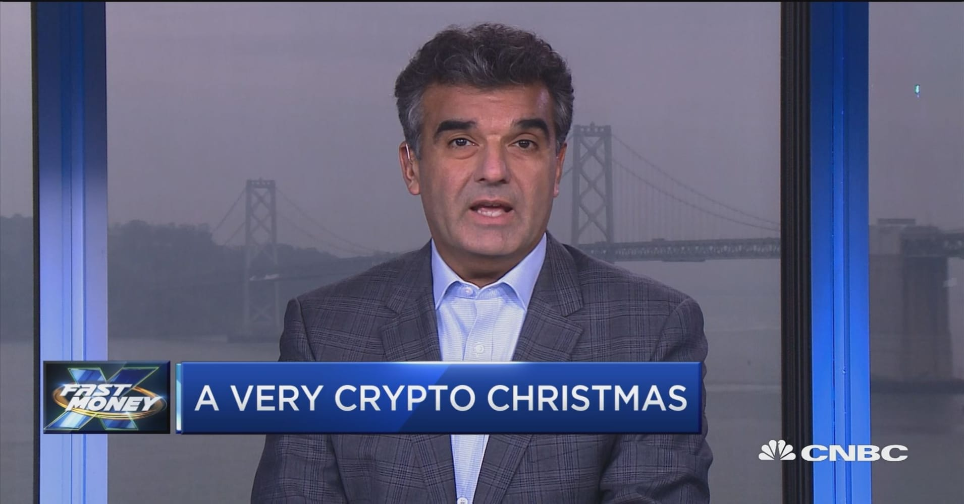 The Santa Claus rally has come for bitcoin, here's what Coinbase's president sees for crypto in 2019