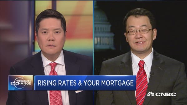 NAR's Yun:  Mortgage rates really drive the housing market