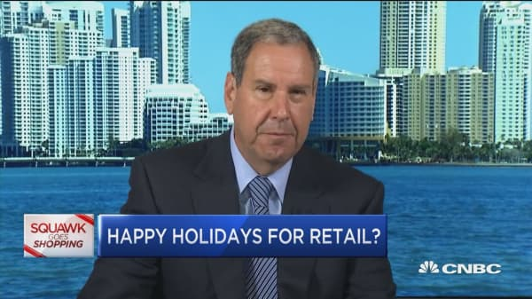 Expect a strong close to retail season, industry veteran says
