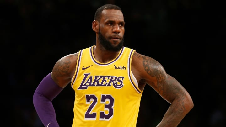 LeBron James reveals the nighttime routine that helps him perform 'at the highest level'