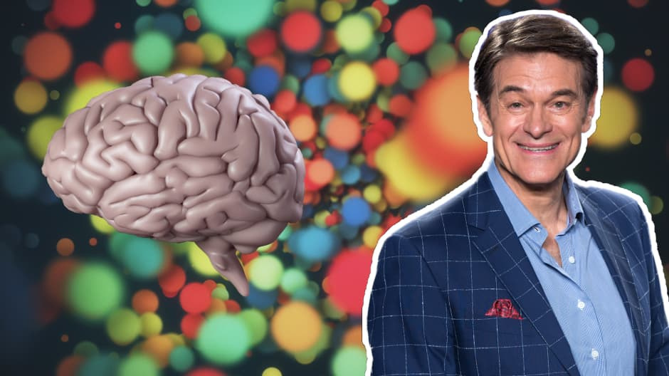 Dr. Oz: This is the best thing for your mental health