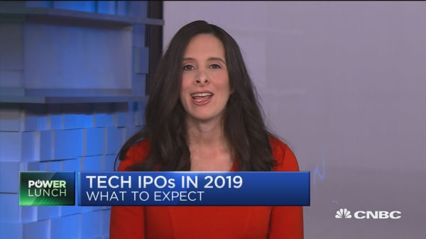 Wide variation between potential tech IPOs in 2019, says The Information's Jessica Lessin