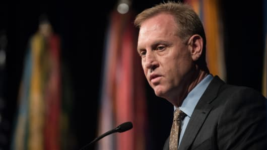 Defense Department's Patrick Shanahan, before he was tapped by President Donald Trump to serve as the department's Acting Secretary