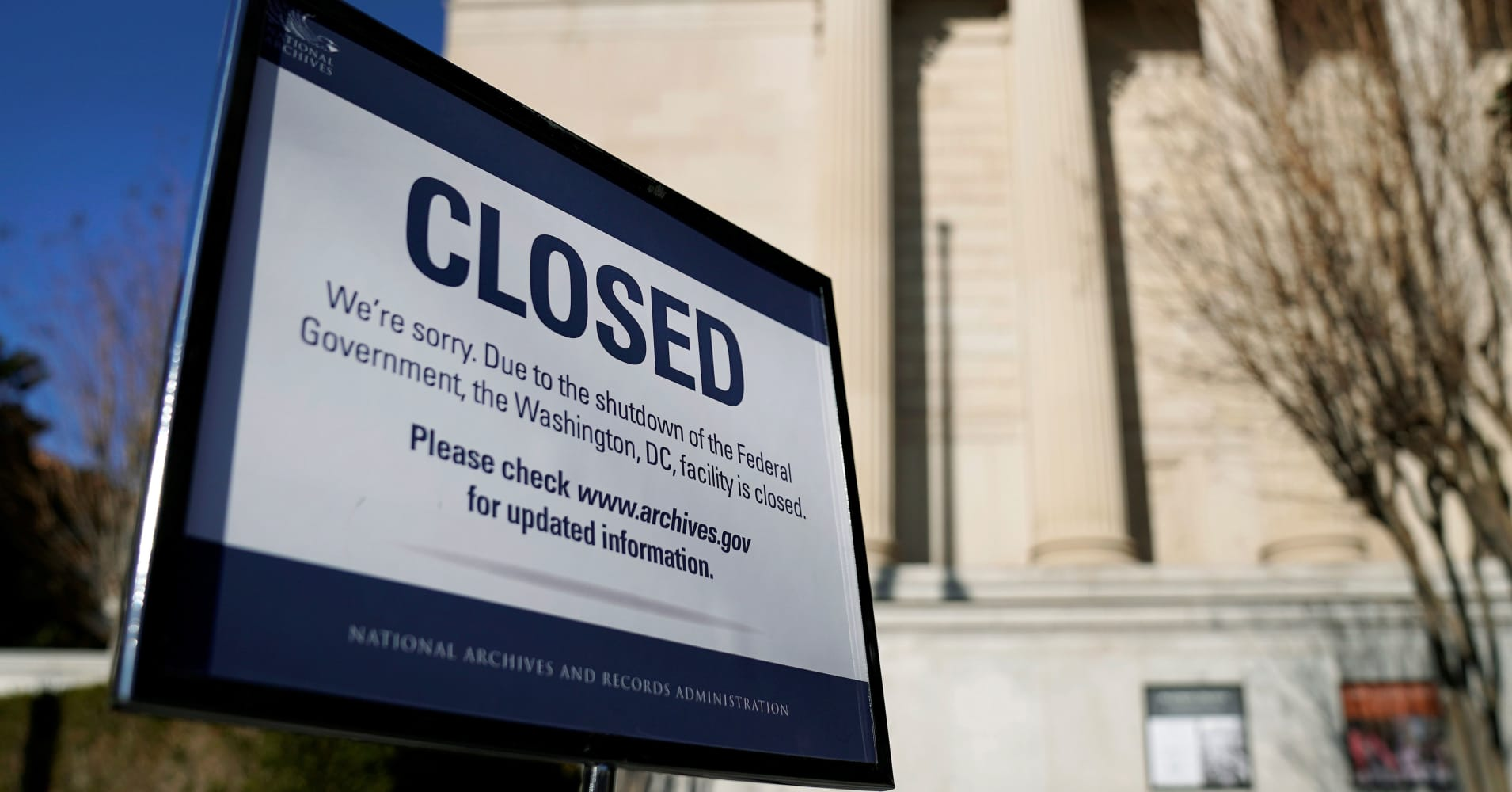 These states are most affected by the government shutdown, study finds