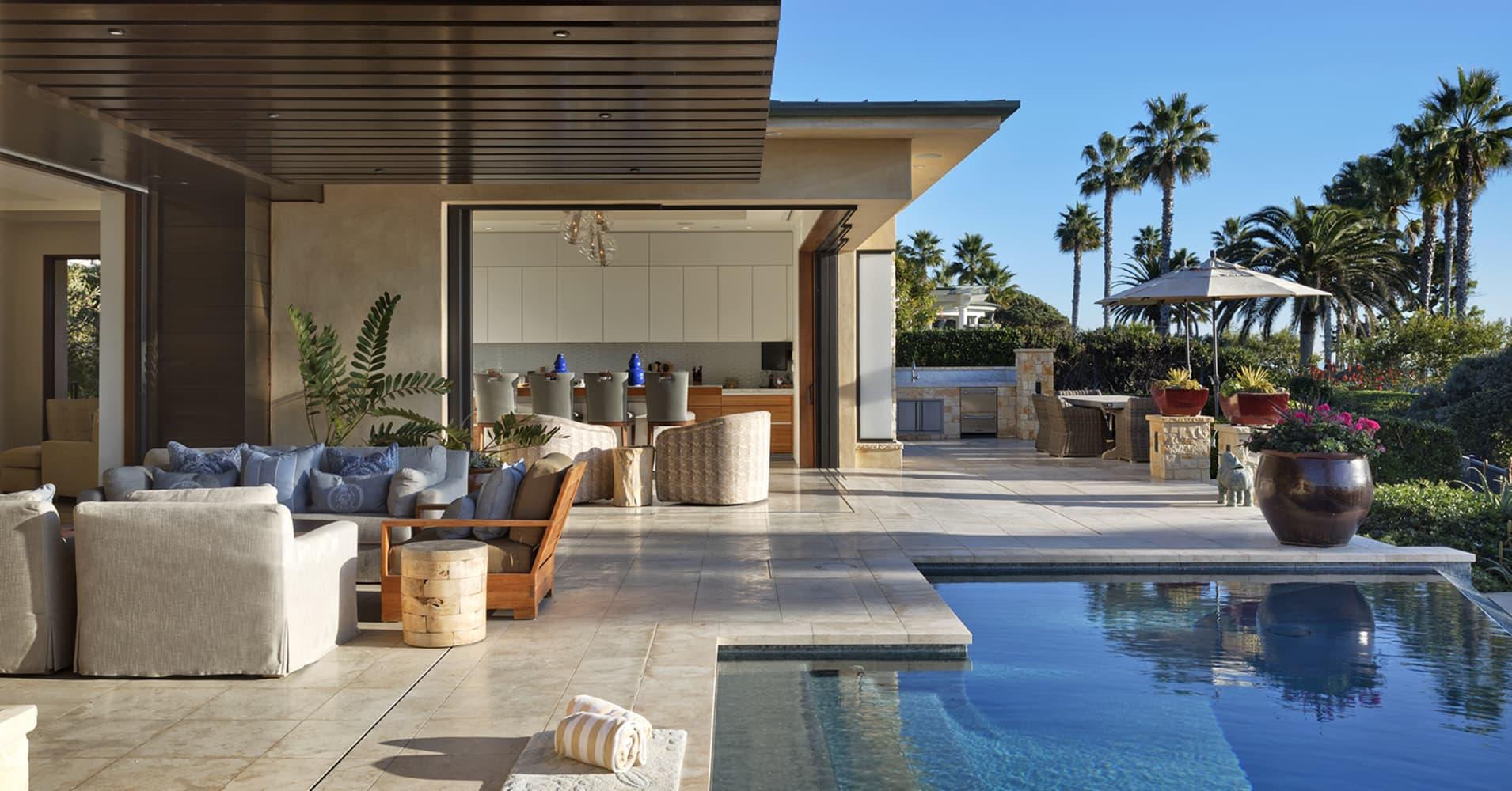 Mark Cuban just bought a $19 million Laguna Beach vacation mansion — take a look inside