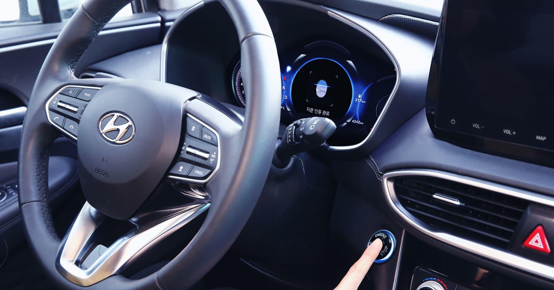 No car keys? No problem. Hyundai rolls out fingerprint technology