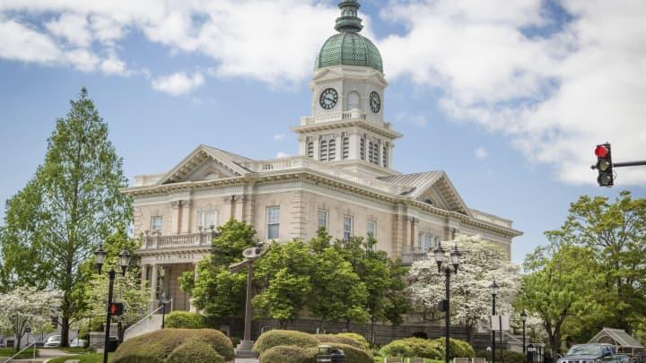 City Hall, Athens, Georgia.