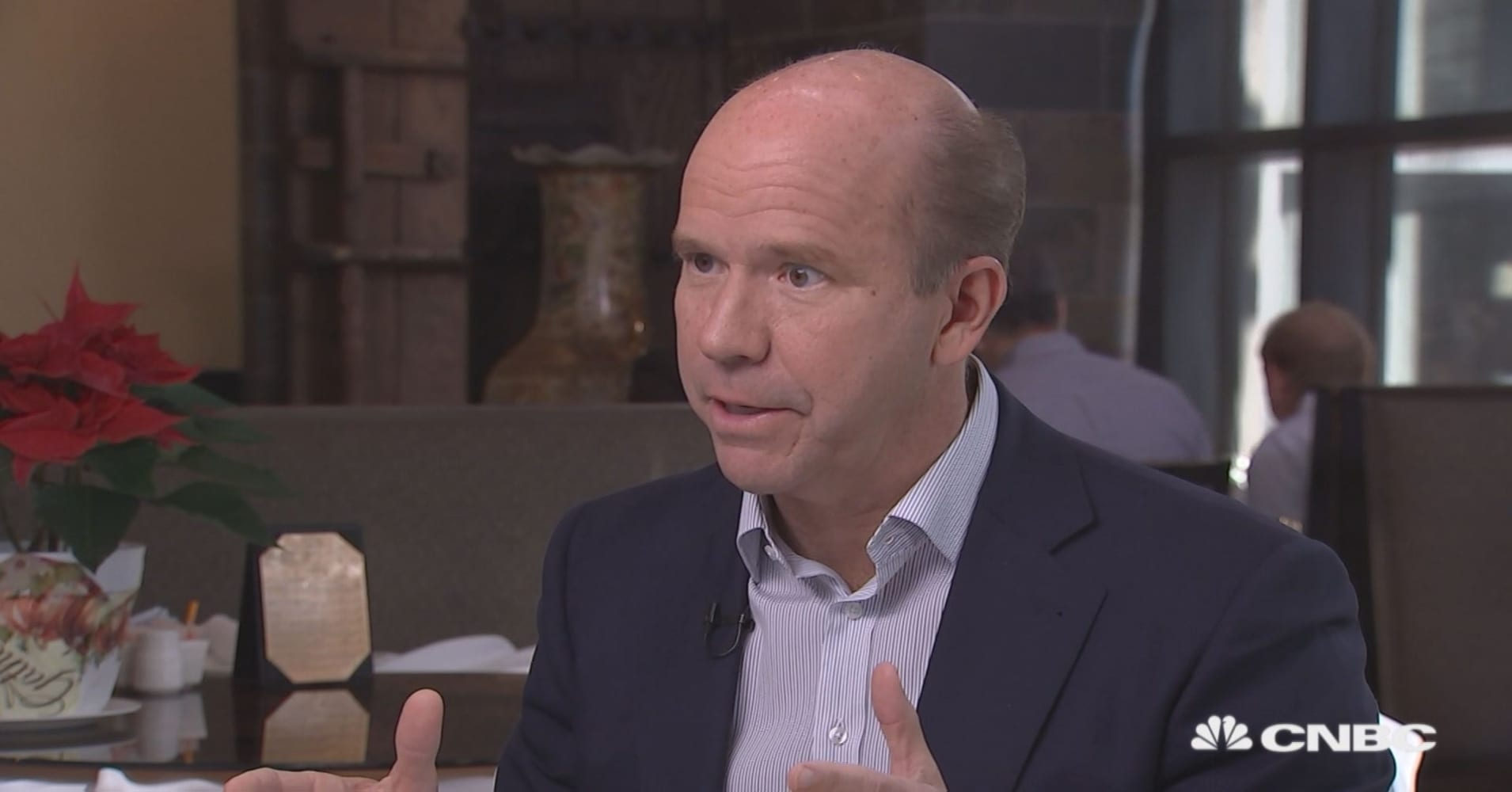 Presidential candidate John Delaney says every American should have health care 'as a right'
