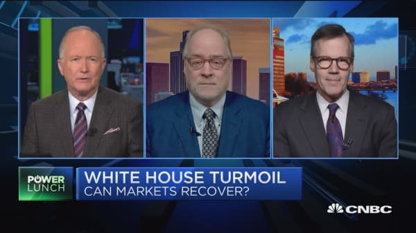 How the White House turmoil could impact markets