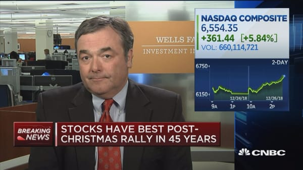 Fear of fed and slowing global growth is what took the market out, says market pro