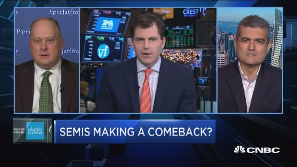 Now is the time to reinvest in chips, says analyst