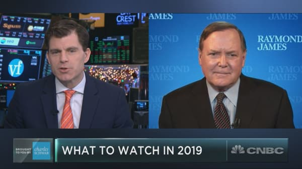 This is the make-or-break level for the Dow, top strategist says
