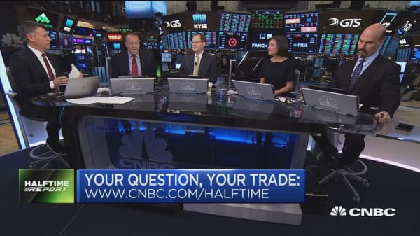 Traders take YOUR questions on Micron, Visa, Utilities & Winnebago