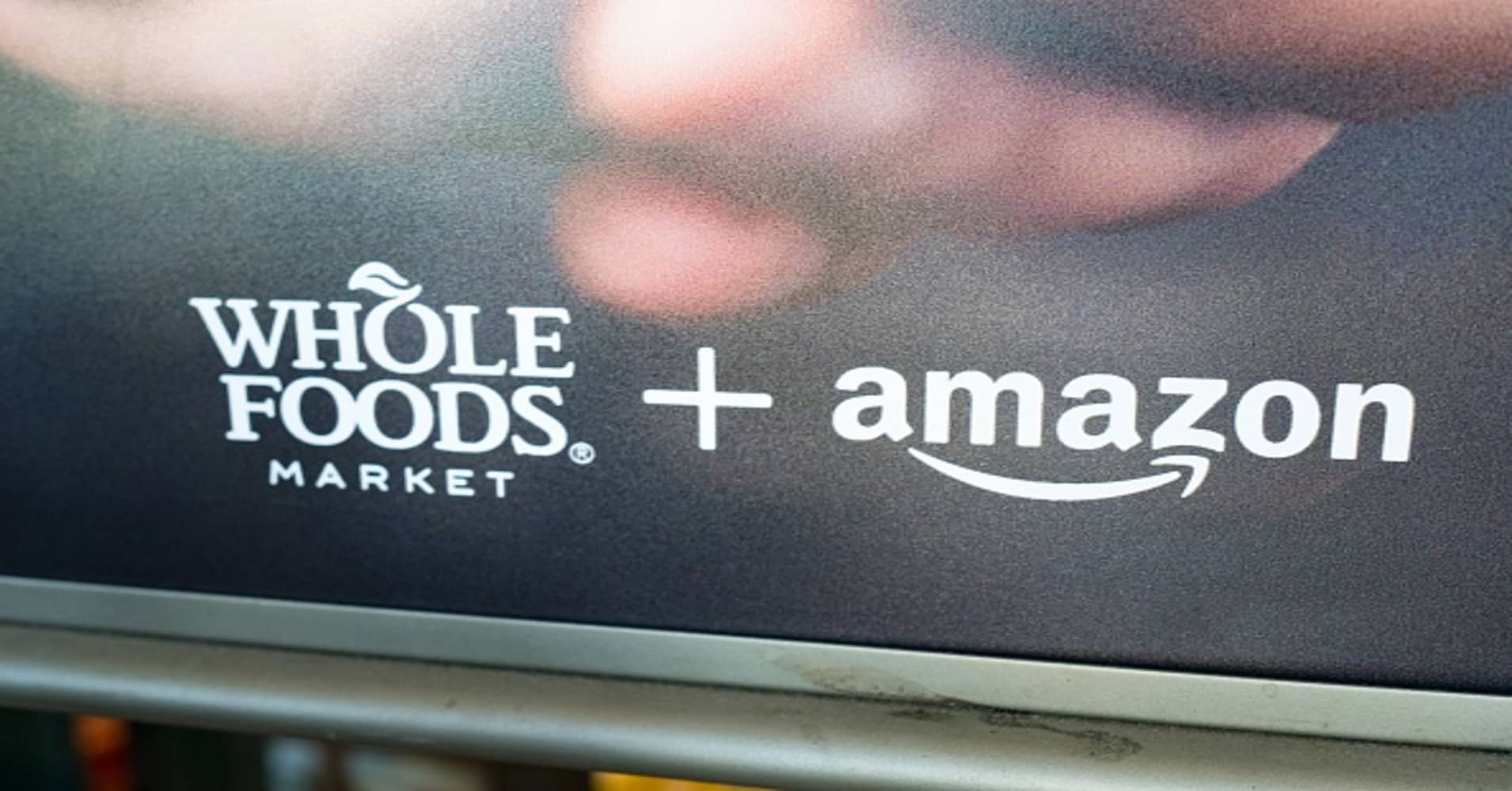 Amazon passes Microsoft in market value, becomes largest