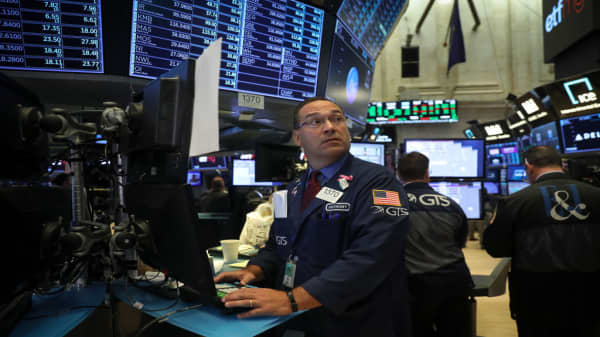Stock markets: Dow futures fall after weak economic data in China