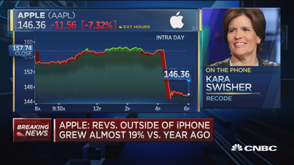 Swisher: Where are the exciting new products coming out of Apple?
