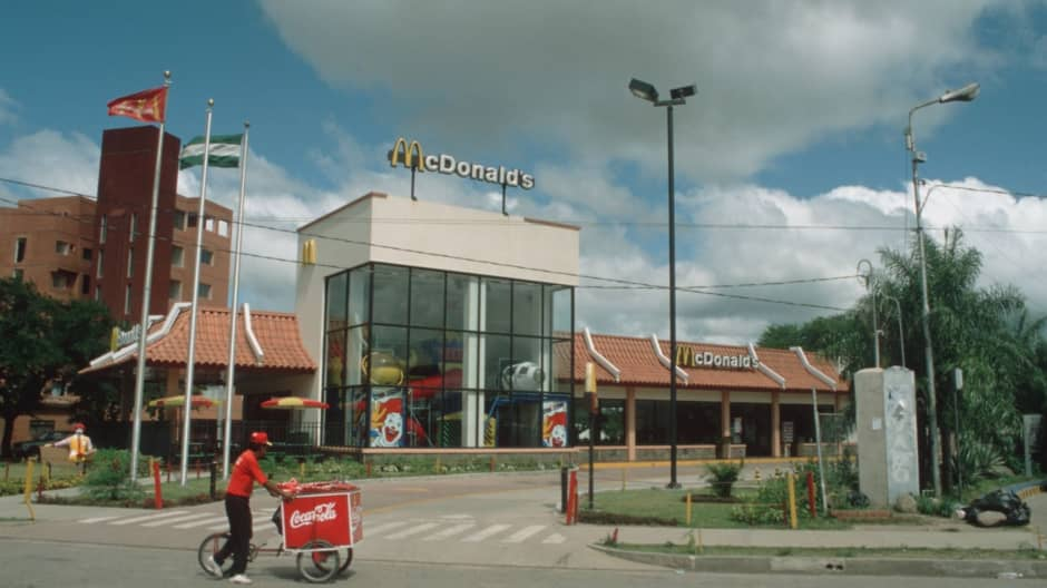 This fast-food chain flopped in Bolivia