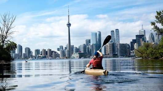 Alphabet's Sidewalk Labs wants a cut of Toronto taxes to build a smart city there
