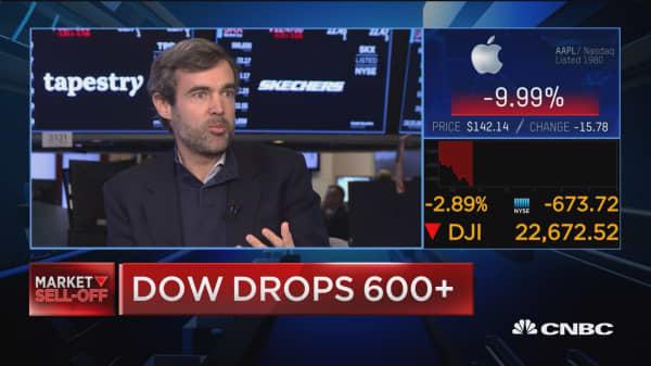 Pierre Ferragu: There's little downside risk for Apple remaining