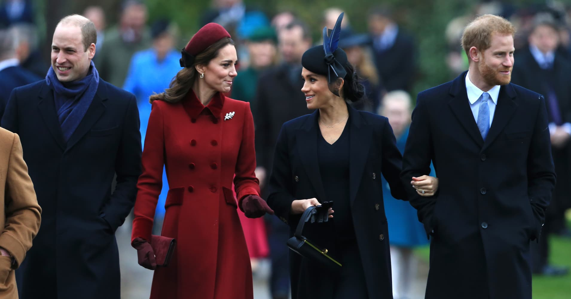 meghan markle prince harry and more royals who worked most in 2018