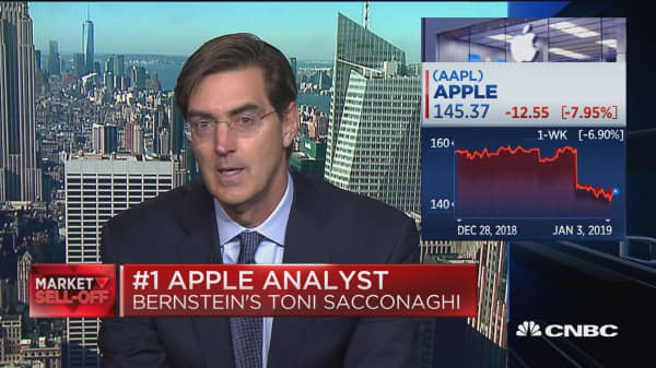No need to rush buying Apple today, says #1 Apple Analyst