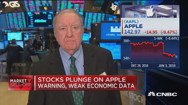 We're in a sick market, says UBS' Art Cashin