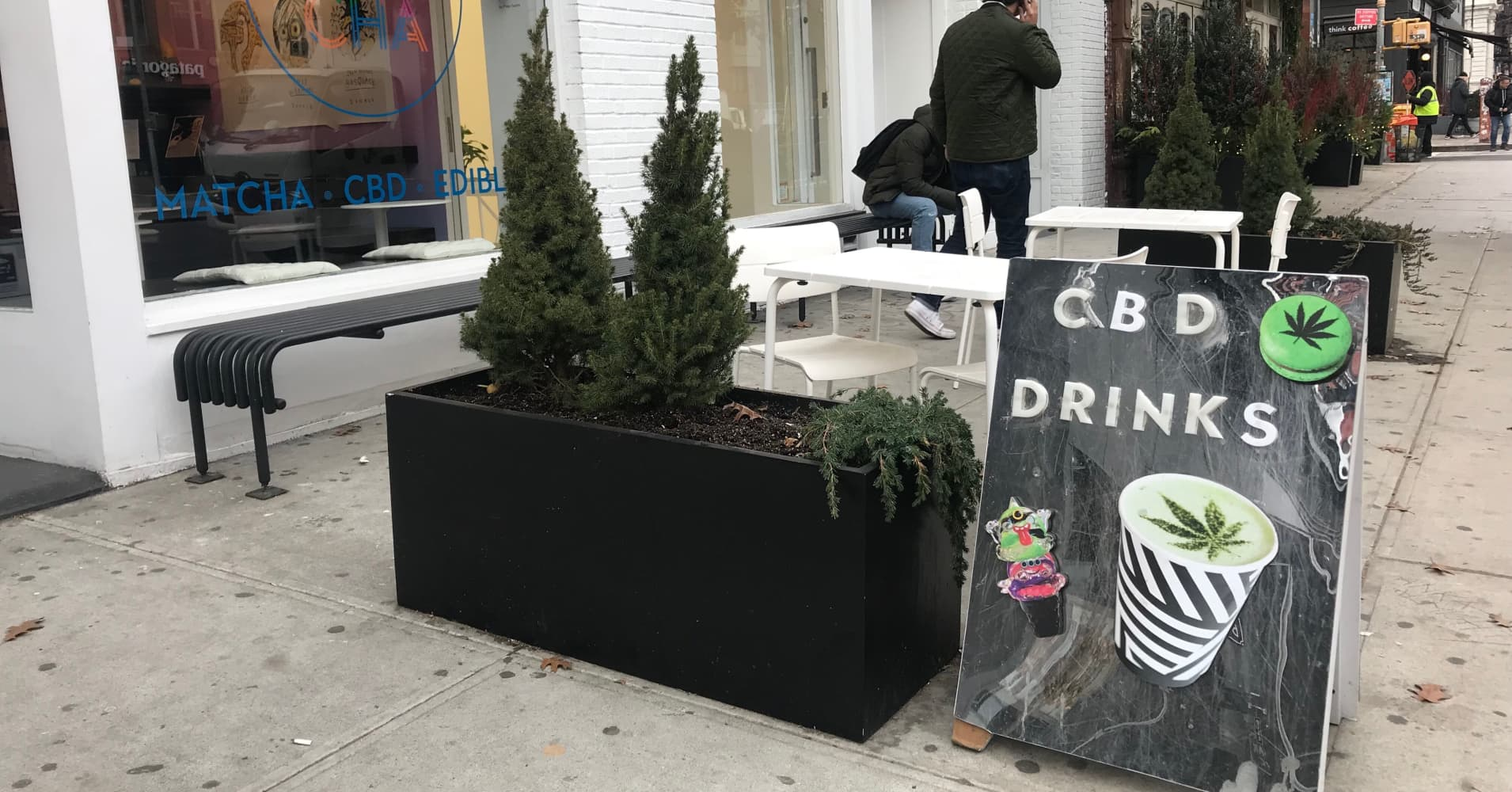New York orders restaurants to stop serving weed-related CBD