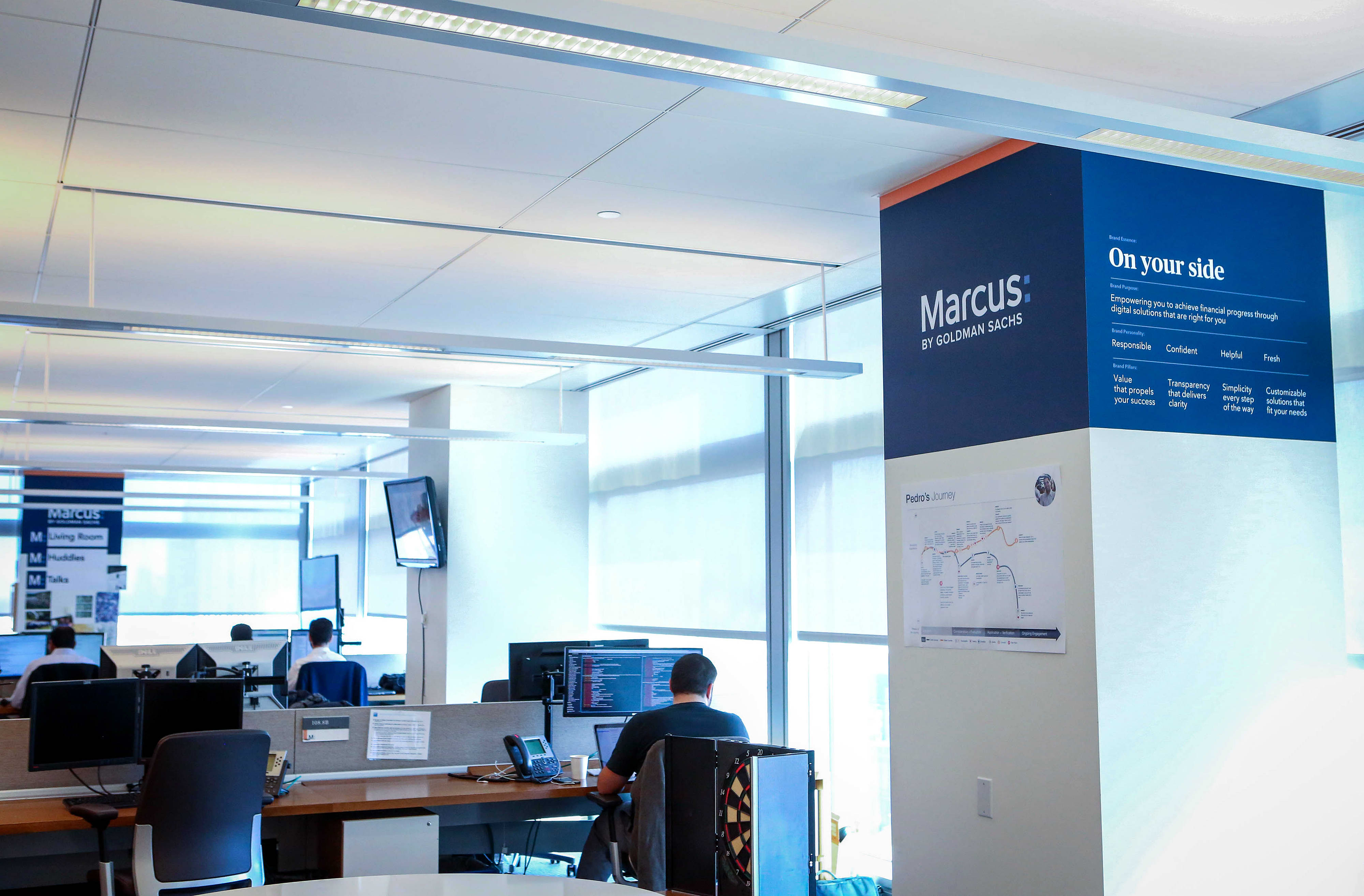 Goldman Sachs Boosts Rates On Marcus Accounts As Banks Fight For