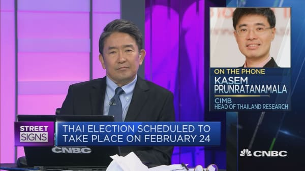 The impact of Thailand's elections on its market and economy
