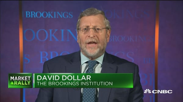 China is more likely to concede in trade talks, says Brookings' David Dollar
