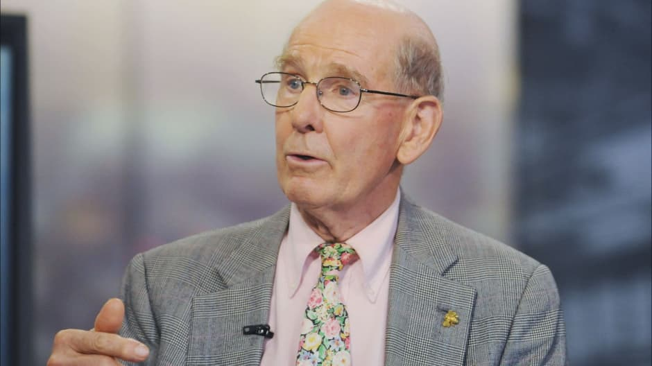 Trump will win the trade war with China, says Gary Shilling