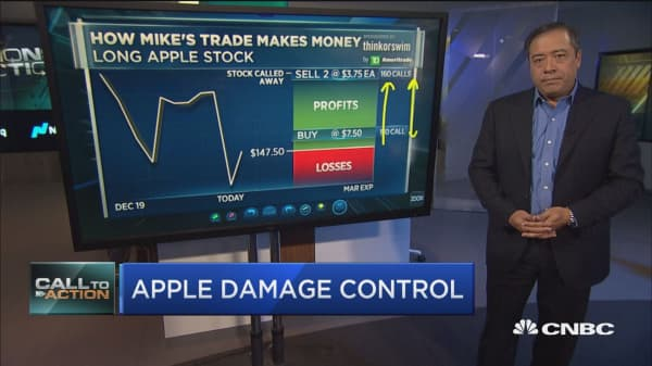 How to make your money back in Apple