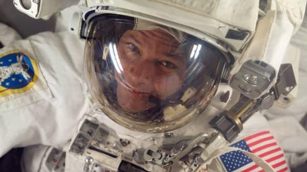 Former astronaut Scott Parazynski has completed seven spacewalks.