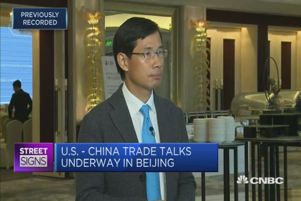 Chinese leaders have 'political will' to end trade war: Investor
