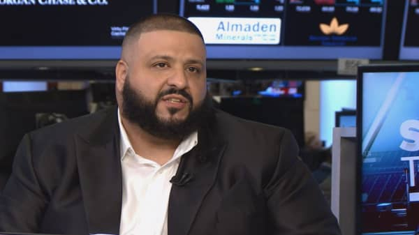 Music mogul DJ Khaled on how he conquered social media