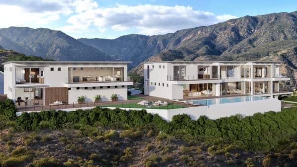 Inside Malibu's most expensive mansion