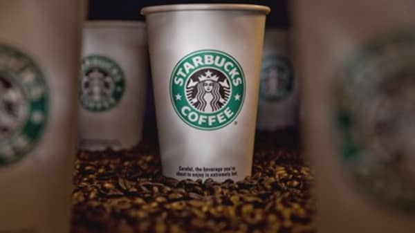 How Starbucks went from one coffee bean store to an $80B business