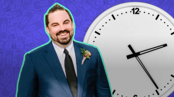 Self-made millionaire Grant Sabatier: Stop thinking time is money