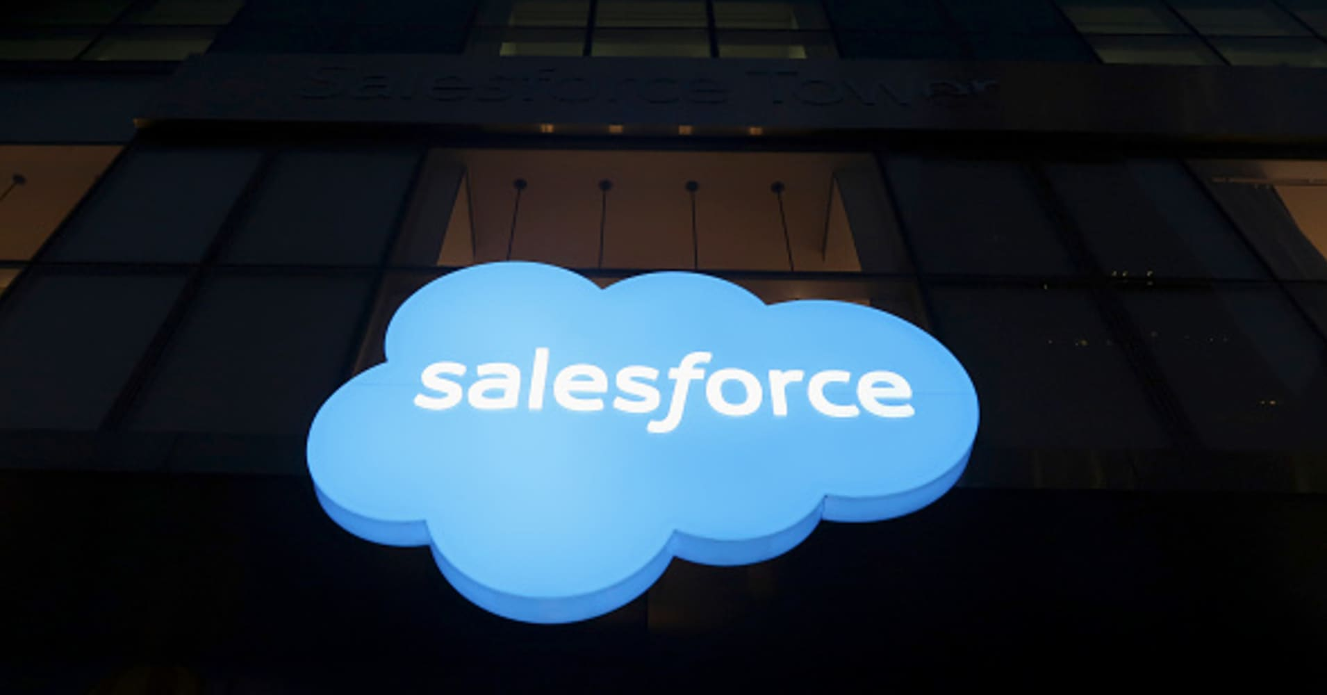 Cloud computing in Europe: Salesforce, Amazon are big winners