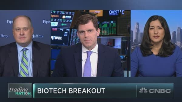Is an even bigger biotech breakout ahead?