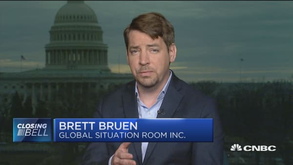 America cannot outsource its national security to Turkey, says Brett Bruen