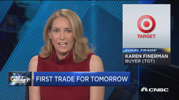 Final Trades: MCD, TGT & More