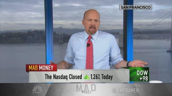 Drug stocks even better than tech to invest in innovation: Cramer