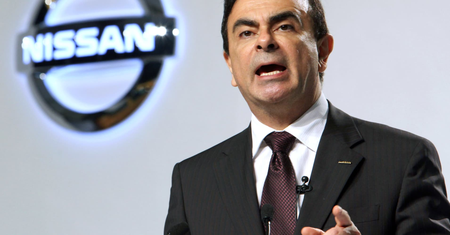 Nissan reportedly plans to file for damages against Ghosn in future