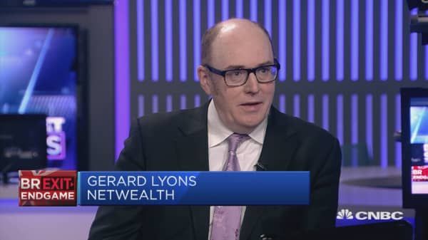 No deal Brexit will likely lead to sector-specific deals, strategist predicts