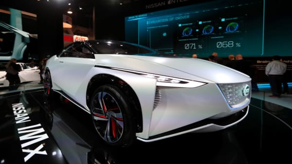 Self-driving cars rolled out at Consumer Electronic Show
