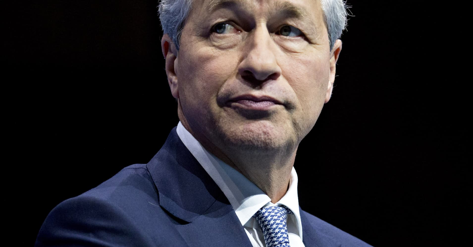 JP Morgan's Dimon Hosted a Dinner for Pharma Executives, and a Major Topic was Amazon
