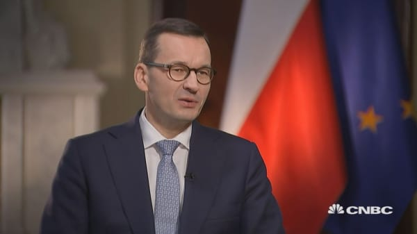 Polish Prime Minister: We still believe Brexit compromise is possible