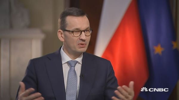 Polish Prime Minister: Discrimination among EU 27 shows lack of justice and equality